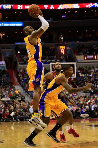 Kobe Bryant Photos Photos: Los Angeles Lakers v Washington ...
