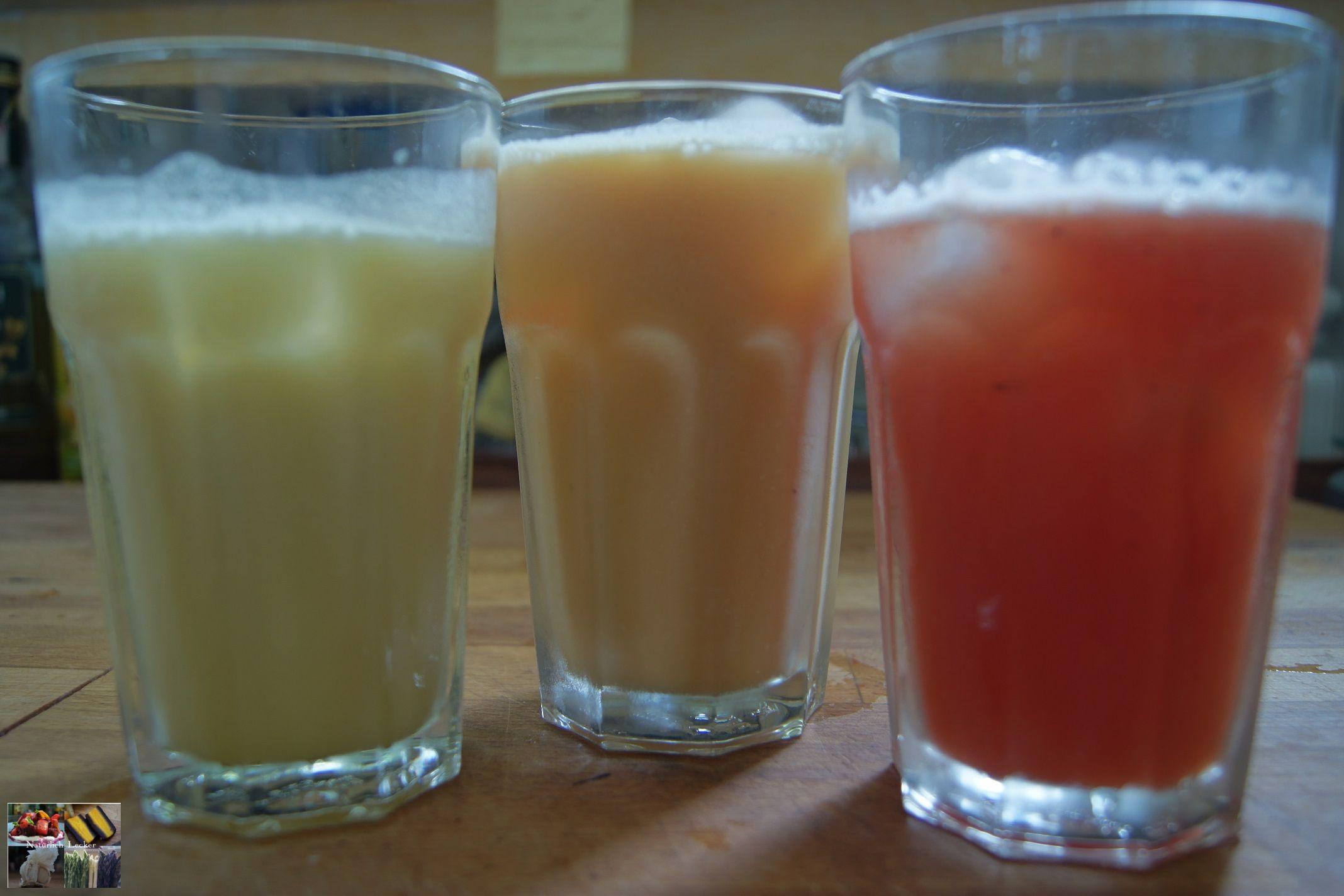 Alkoholfreie Cocktails Teil 3 In diesem vorerst letzten Teil der Cocktail Reihe findet ihr nochmal 3 unglaublich leckere und fruchtige alkoholfreie Cocktails. Besonder der mit Mango ist mein persönlicher Liebling.