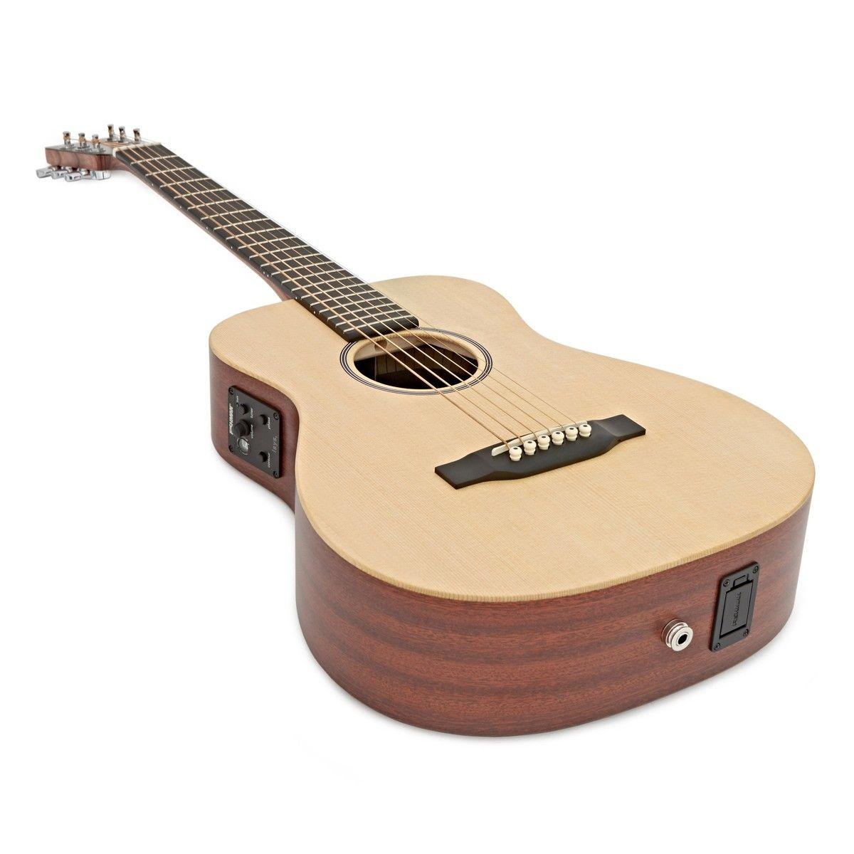 Little Martin Lx1e Acoustic Guitar Vintage Electric Guitars Acoustic Guitar Guitar