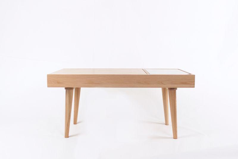 Namu Coffee Table Solid Oak Wood  Stuff to Buy  Pinterest