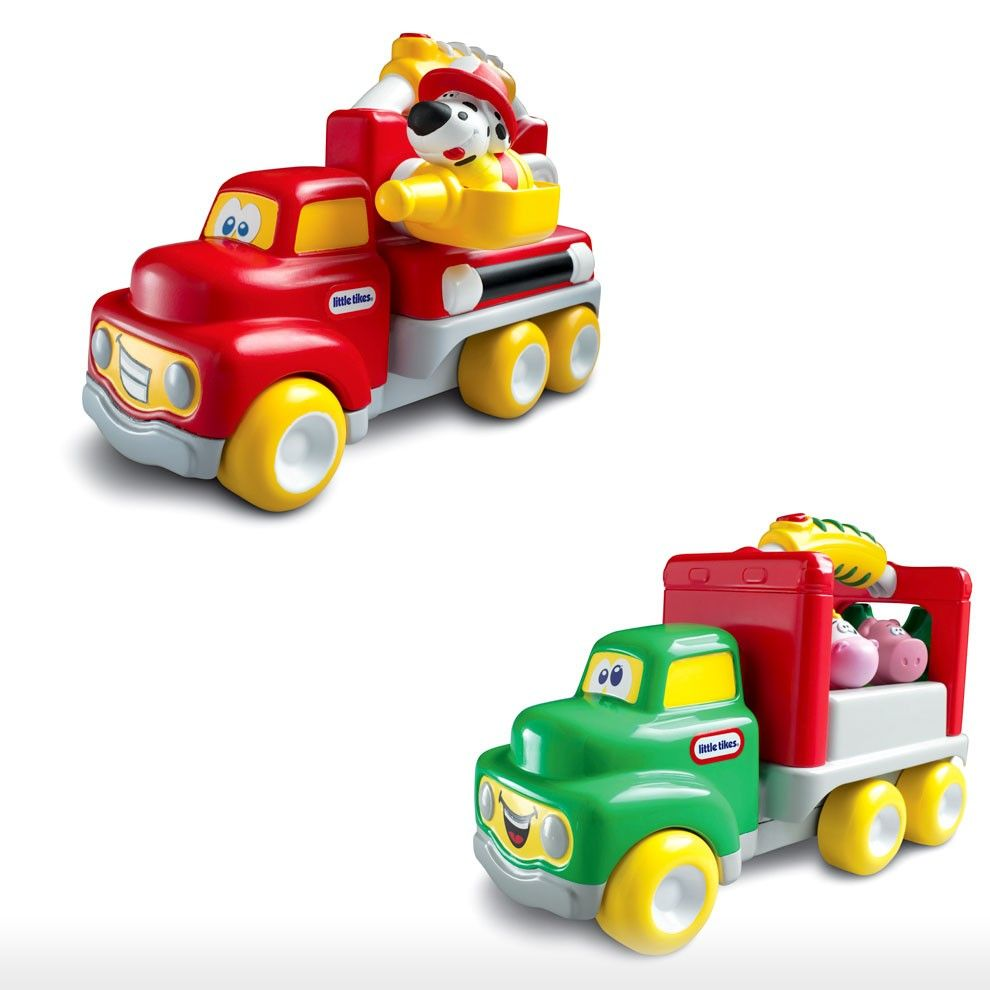 Little Tikes Toys > 12m-3y > Handle Haulers Deluxe Asstortment | Shop Online. To view more Little Tikes toys , visit http://www.yellowgiraffe.in/little-tikes-toys #children #kids #toys #littletikes