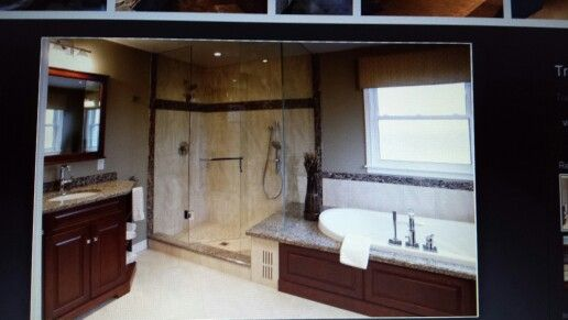 Love the shower