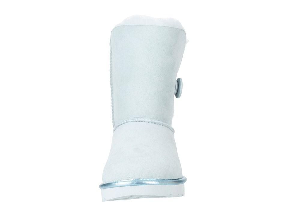 63e89ee0207 UGG Bailey Button II Metallic Women's Boots Iceberg   Products   Ugg ...