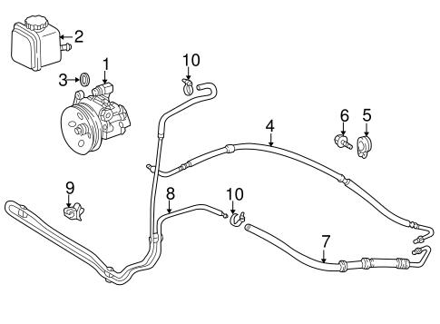 [DIAGRAM] Fj Cruiser Engine Diagram Hose