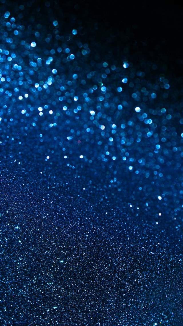 Sparkling Blue Blue Glitter Wallpaper Sparkle Wallpaper Blue