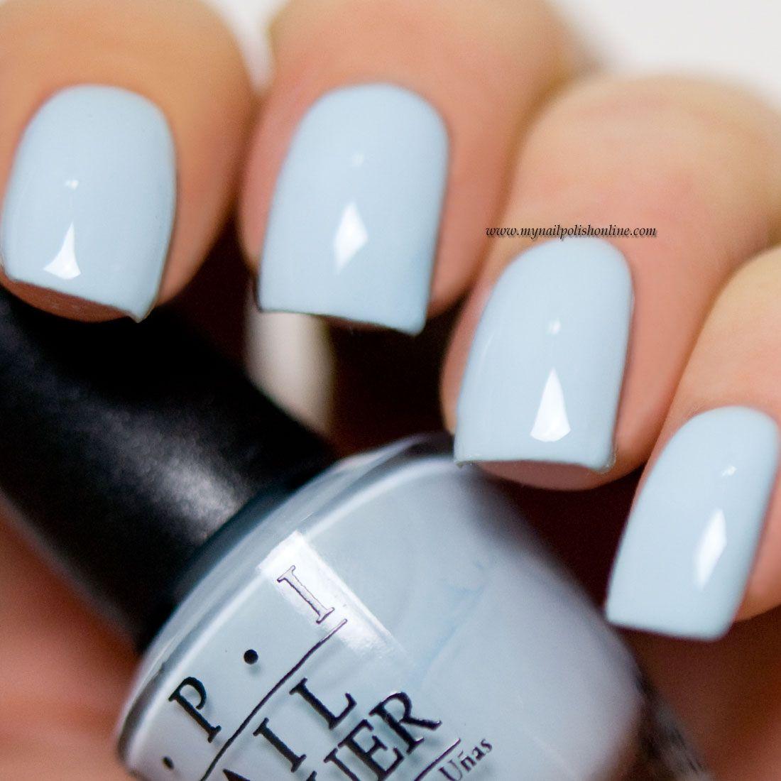 Opi It S A Boy Nails Nail Polish Online Work Nails