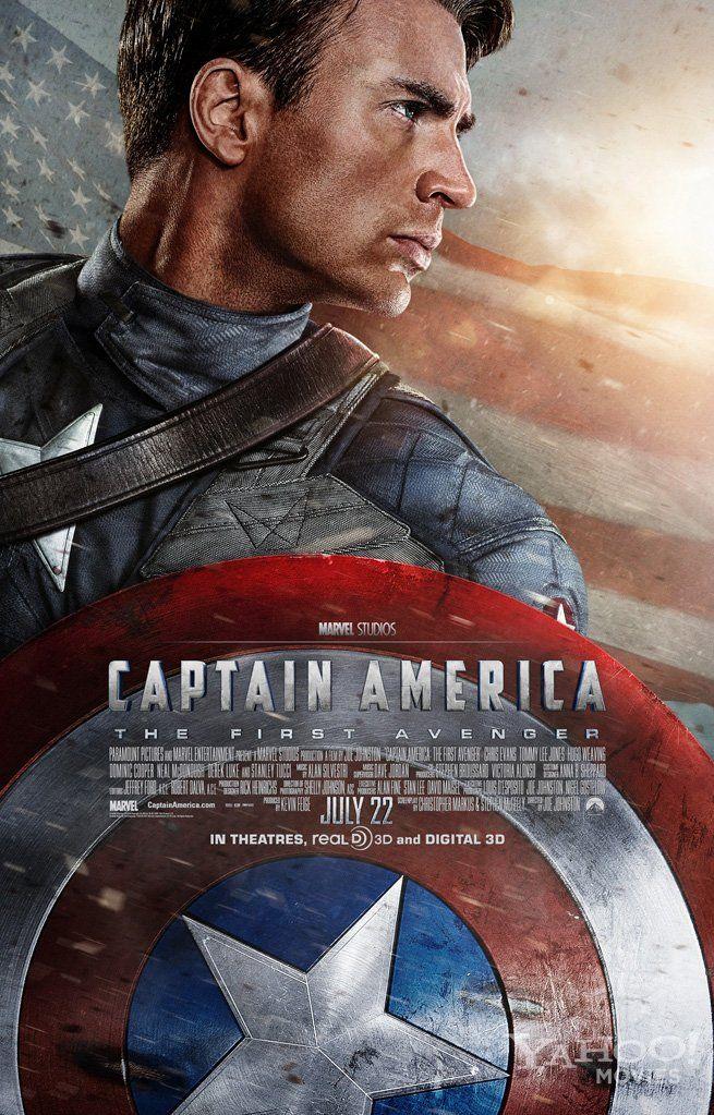 Robert Downey Jr v2 24x36 Captain America Civil War Movie Poster - Chris Evans