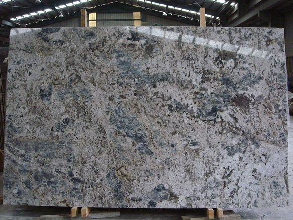 Blue Flower Granite: Www.cornerstonemginc.com