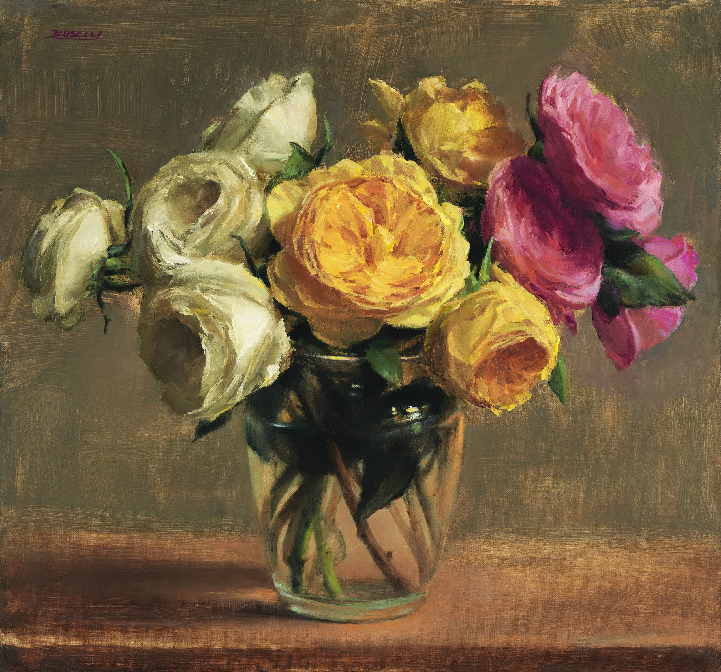 Paintings — Ellen Buselli (With images) Flower painting