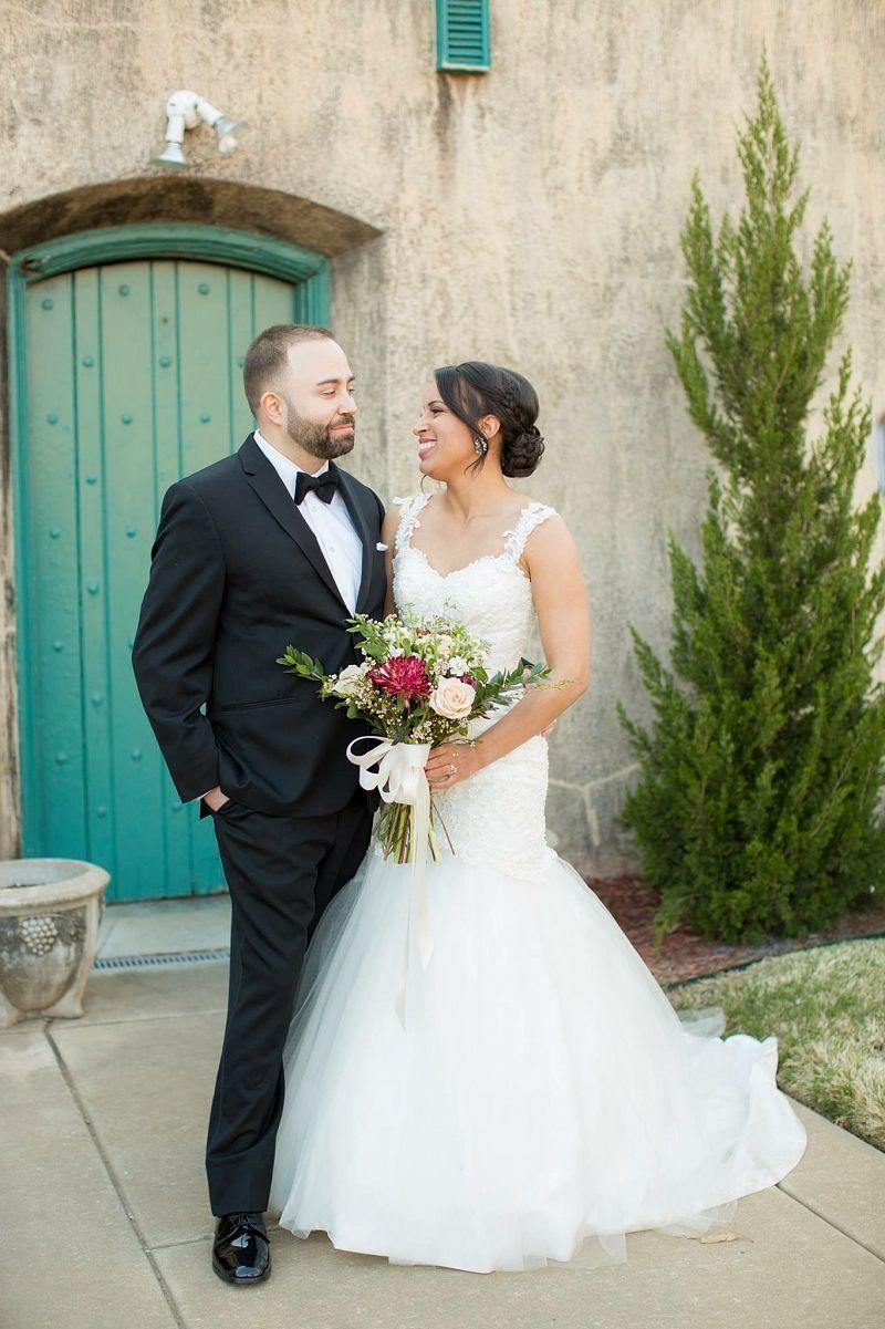 Real Brides Danielle B Wedding Dresses Moonlight Wedding Dress Bride [ 1201 x 800 Pixel ]
