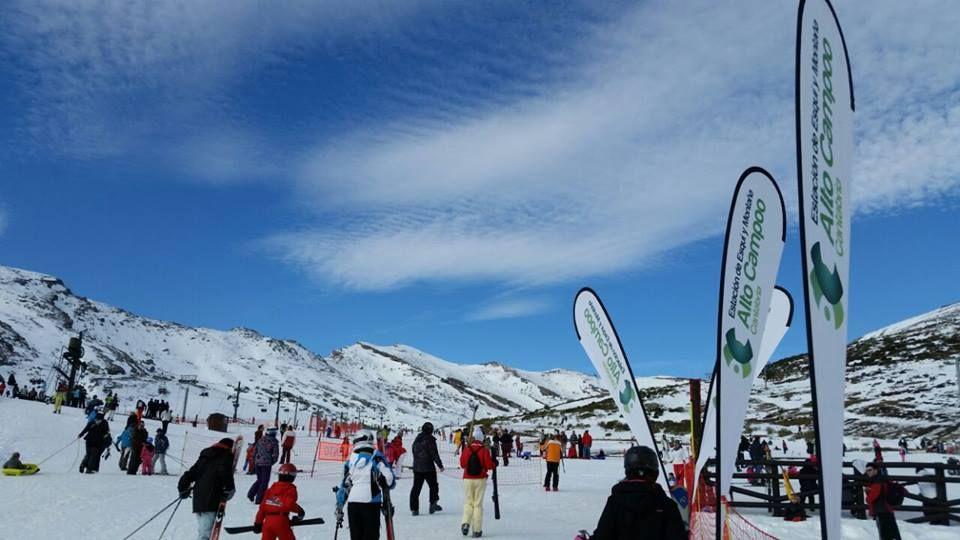 Alto Campoo presenta con orgullo su buena campaña navideña | Lugares de Nieve