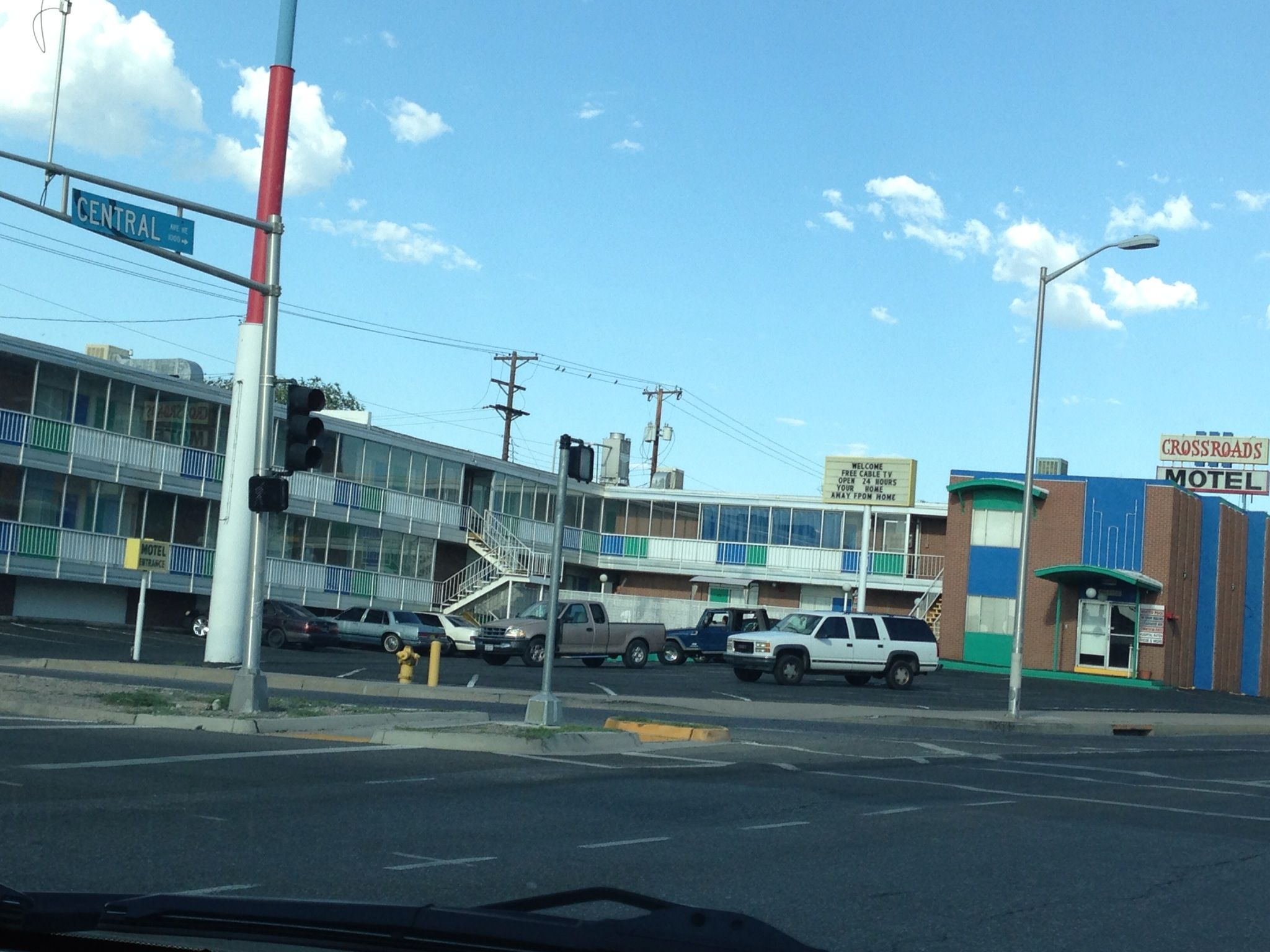 Breaking Bad The Crossroads Motel Breaking Bad Street View