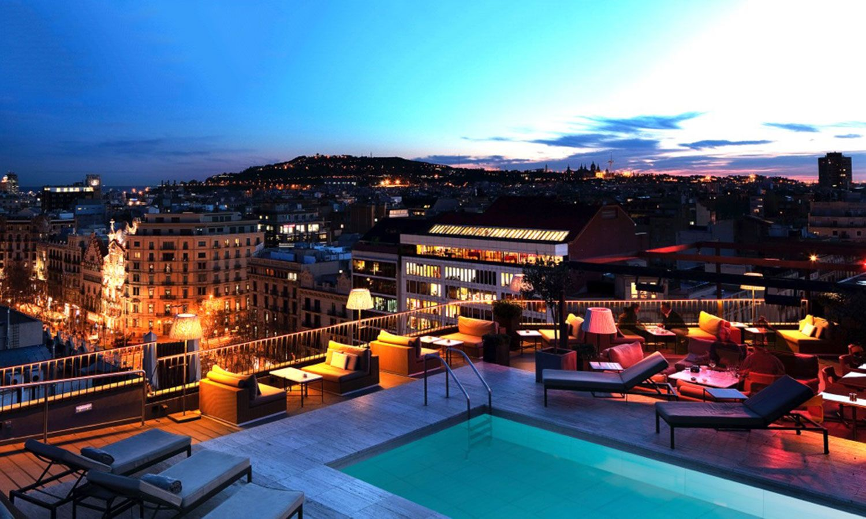Majestic Hotel Spa Barcelona Triconfort Hardy Barcelona