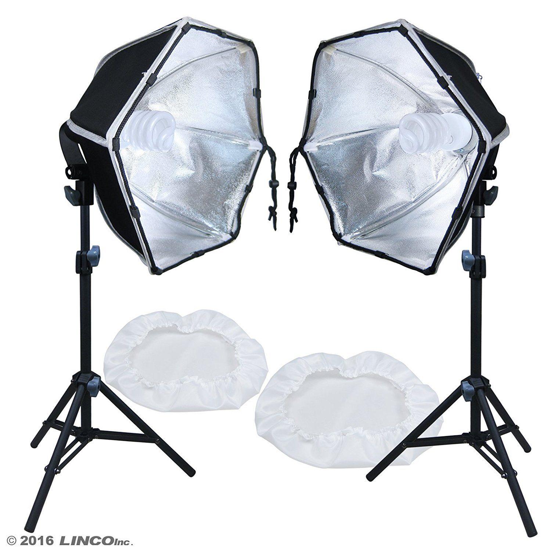 Linco Lincostore Photography Photo Table Top Studio Lighting Kit- 30 ...