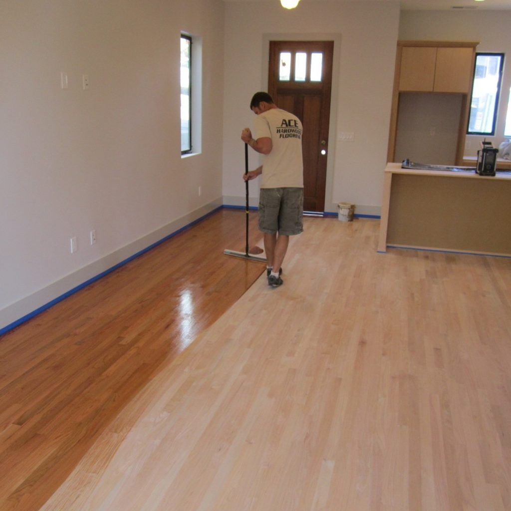 Buffing Hardwood Floors Without Sanding Http Glblcom Com