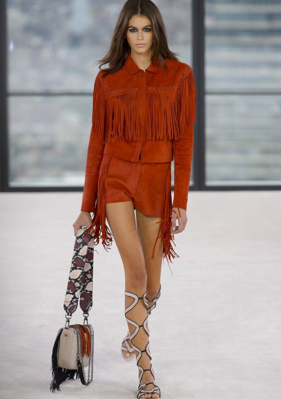 save off a0984 8c6c9 Fashion Week New York Frühjahr/Sommer 2019: Longchamp | Mode ...