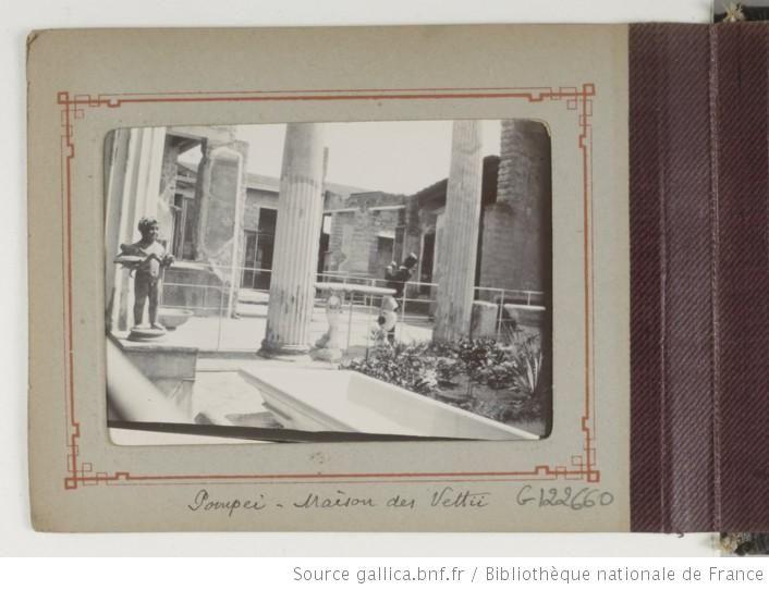 [Recueil. Voyage de Raymond Poincaré en Sicile et en Campanie] - 50