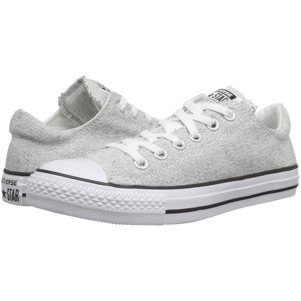 timeless design e58af 1a058 Converse Chuck Taylor All Star Madison Heathered Canvas Ox Women s... ( 40)