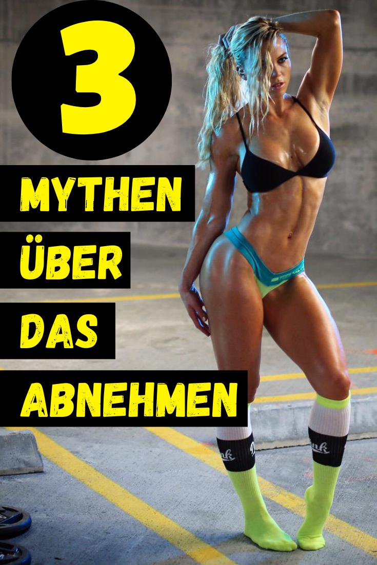 3 miti sulla perdita di peso