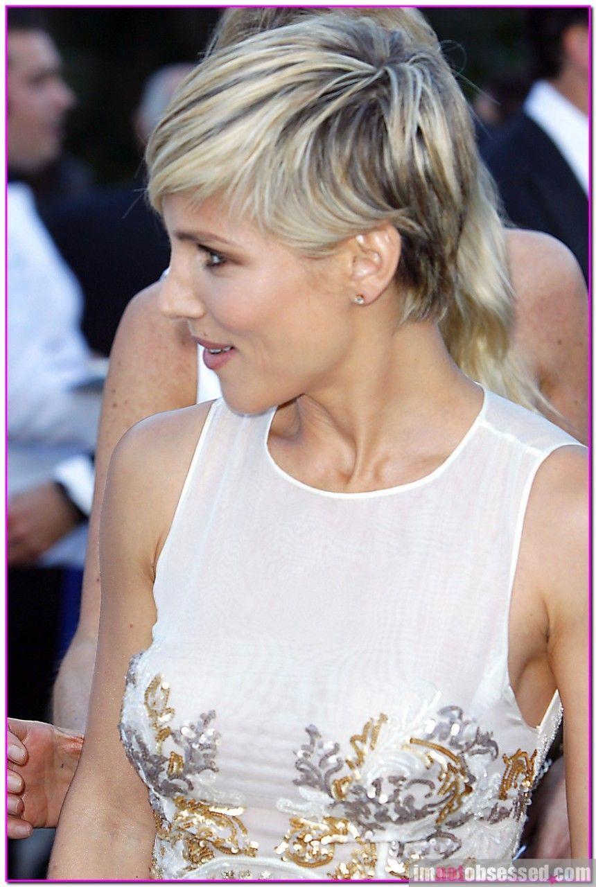 Elsa Pataky Short Hair Styles Pixie Pixie Hairstyles Hair Styles