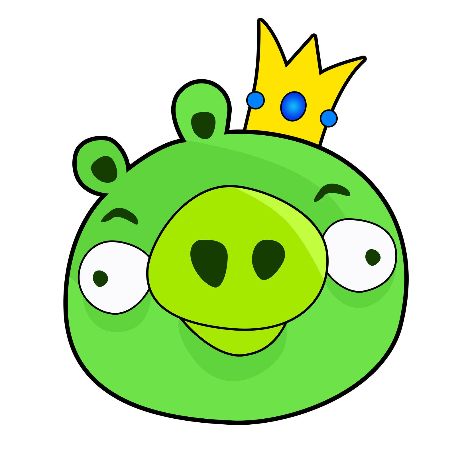 The Green Pig Angry Birds Pigs Angry Birds Characters Angry Bird Pictures