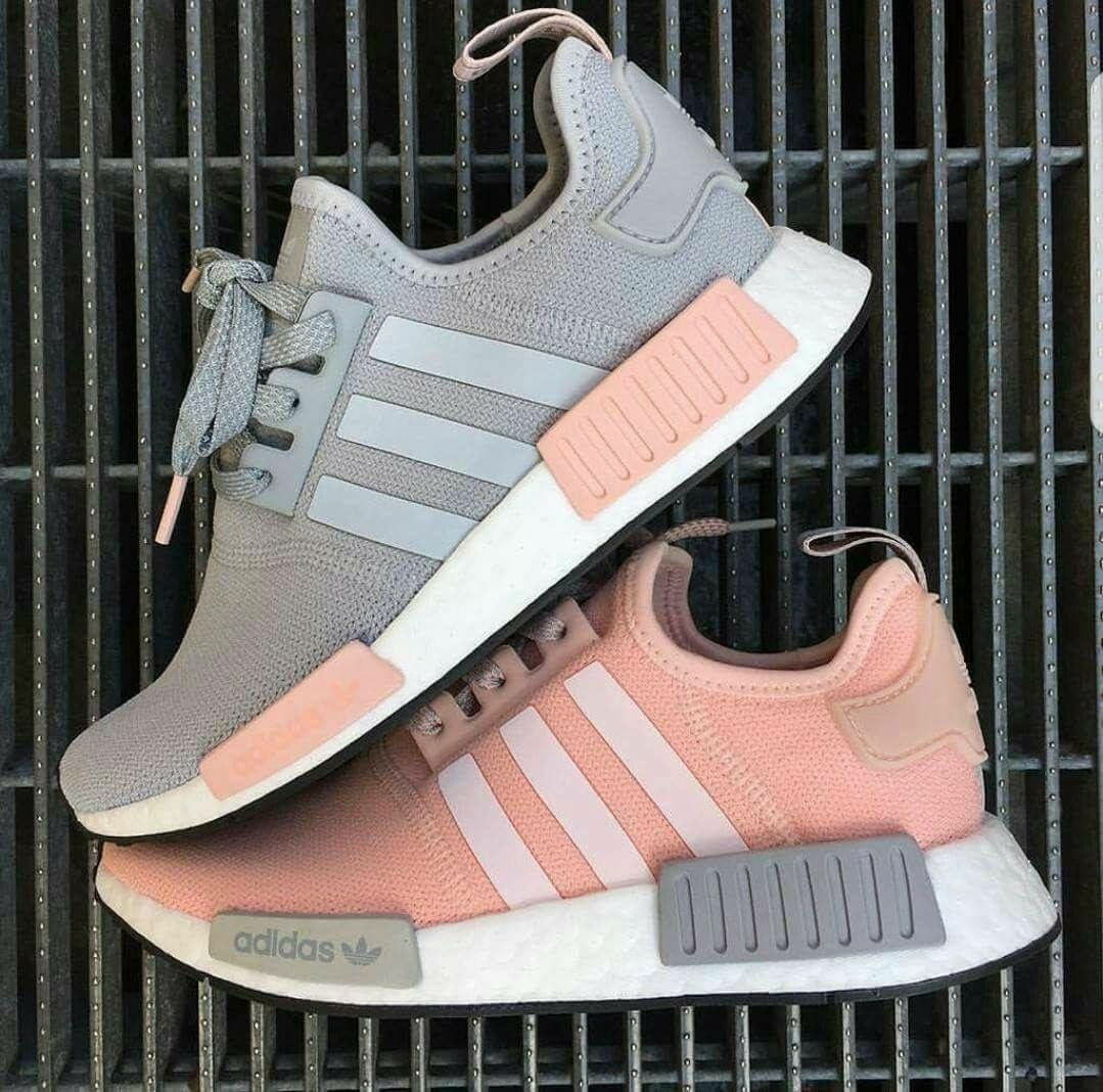 a0e8940479a0d Addidas shoes of dream Nmd Adidas Pink
