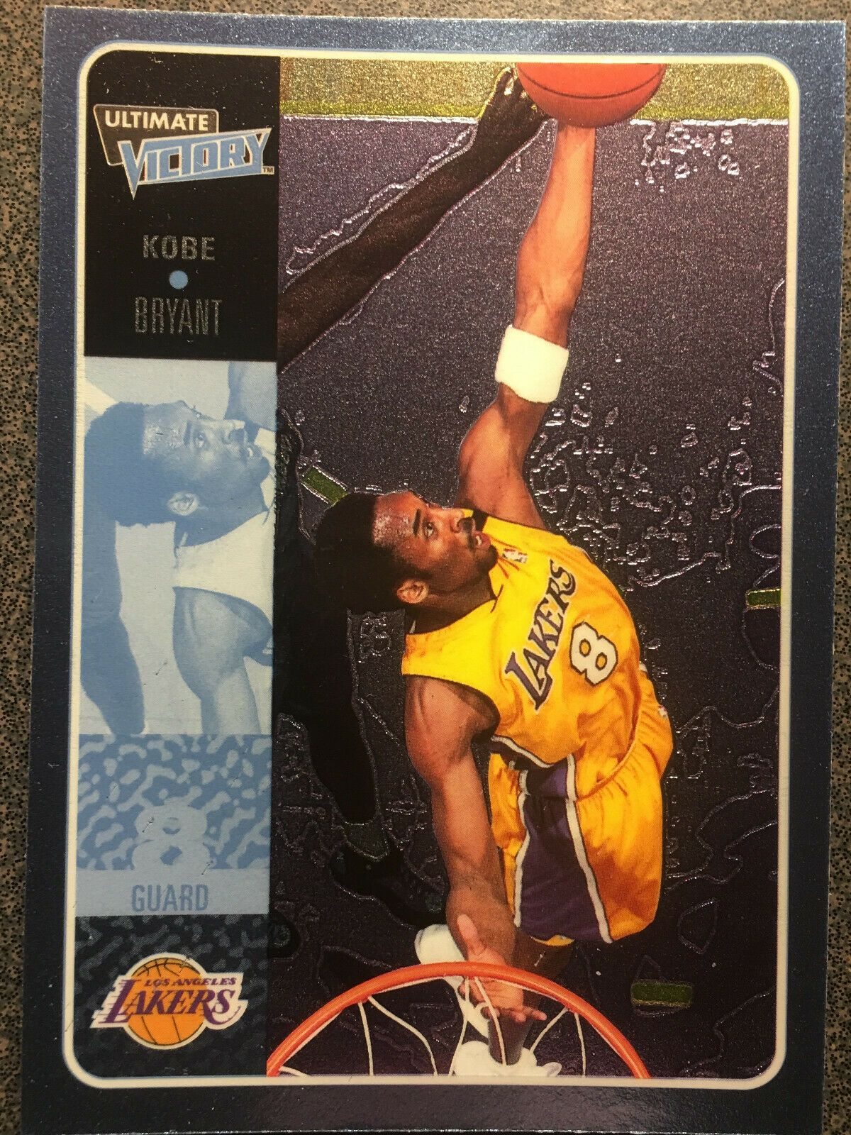 Kobe bryant 2001 upper deck 26 basketball card nm ebay