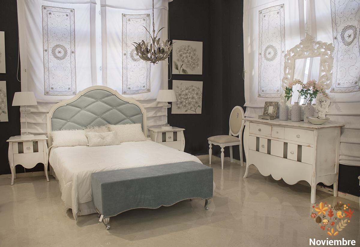 Dormitorios a la altura de una auténtica reina del hogar, que te ...
