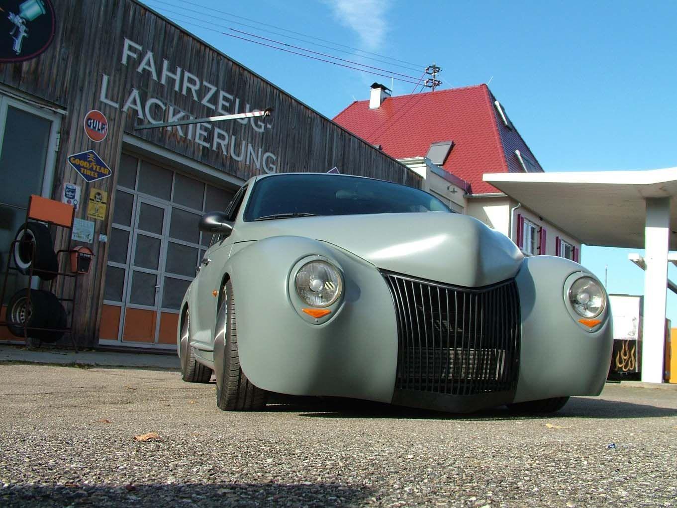 Chrysler pt cruiser hot rod kit