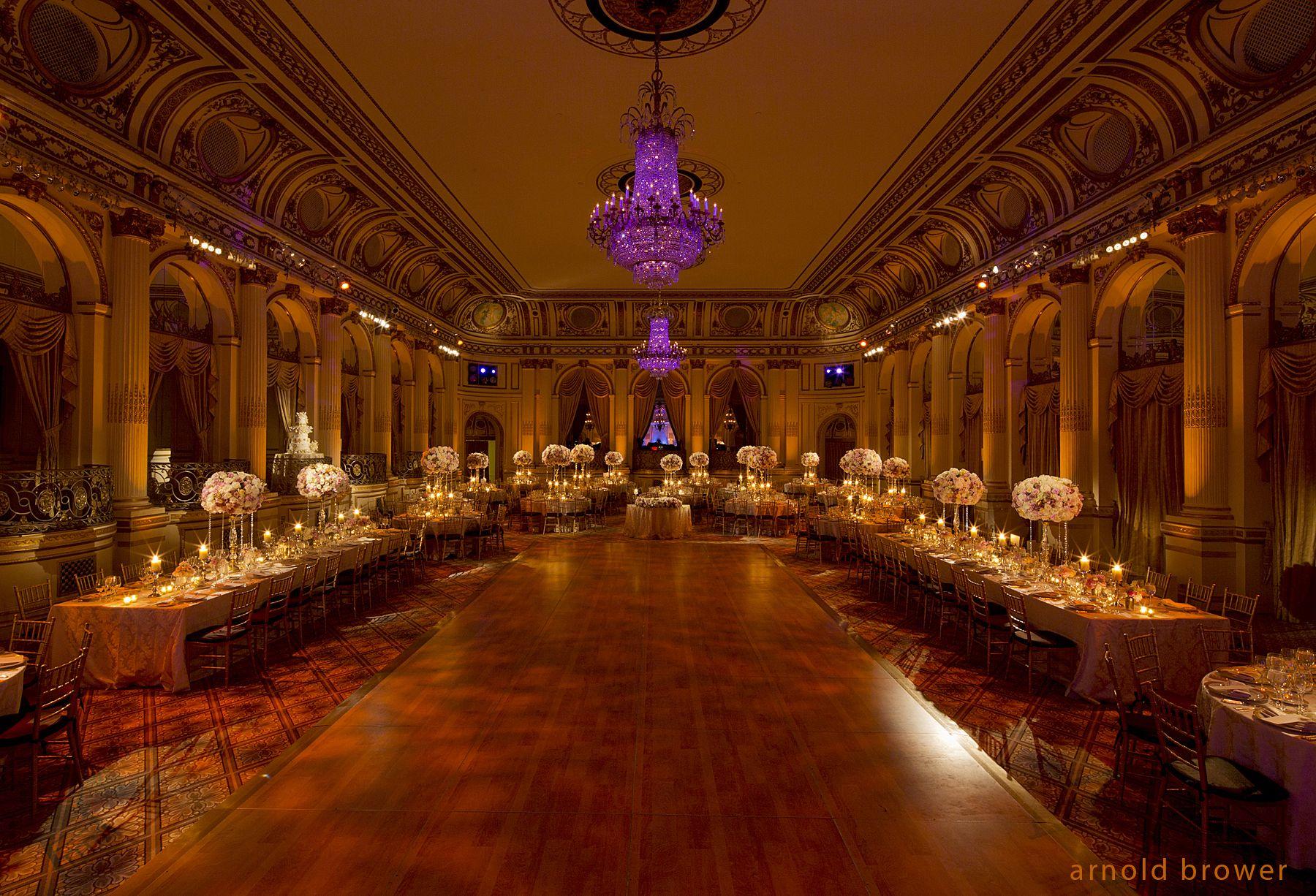 Wedding night at the Plaza Hotel New York New york
