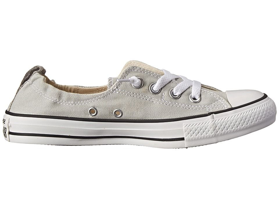 Converse Chuck Taylor(r) All Star(r) Shoreline Slip-On Women s Slip on Shoes  Cloud Gray 21b5fb93b