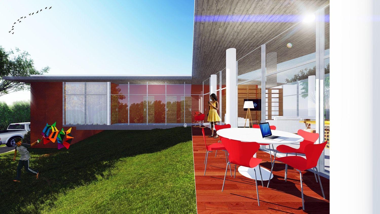 Casa IV   Pedro Haruf Arquiteto  um projeto inteligente e sustentável para Nova Lima.  confira mais imagens, informações e plantas em: http://www.bimbon.com.br/arquitetura/casa_iv  publique você também seu projeto no bim.bon: http://www.bimbon.com.br/pages/portfolio