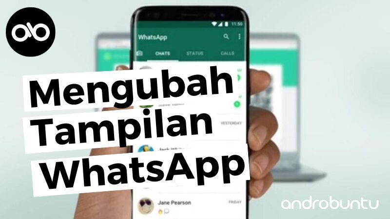 Cara Mengubah Whatsapp Android Menjadi Iphone Tanpa Root Iphone Android Aplikasi
