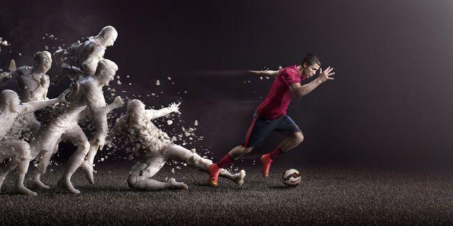new style 04990 f68e2 Cristiano Ronaldo Nike Ad