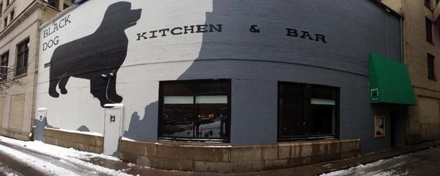 Black Dog Kitchen & Bar Cleveland Restaurant