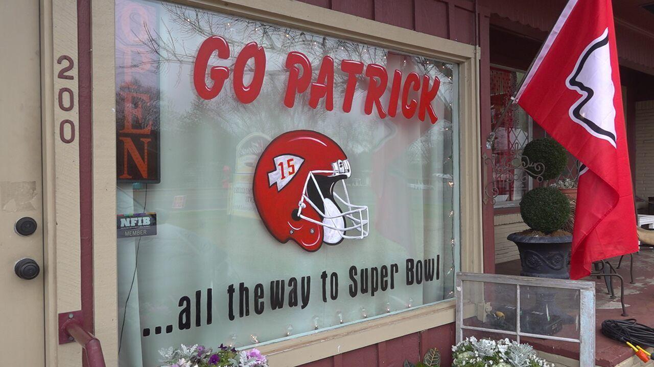 FOX NEWS Super Bowl LIV Kansas City Chiefs' Patrick