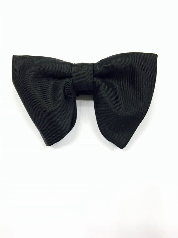 67583892a841 Bow Ties, Bow Tie, Bowties, Mens Bow Ties, Pretied Bow Ties, Groomsmen Bow  Ties, Wedding Bow Tie, Black Bow Tie, Big Bow Tie, Silk Bow Tie