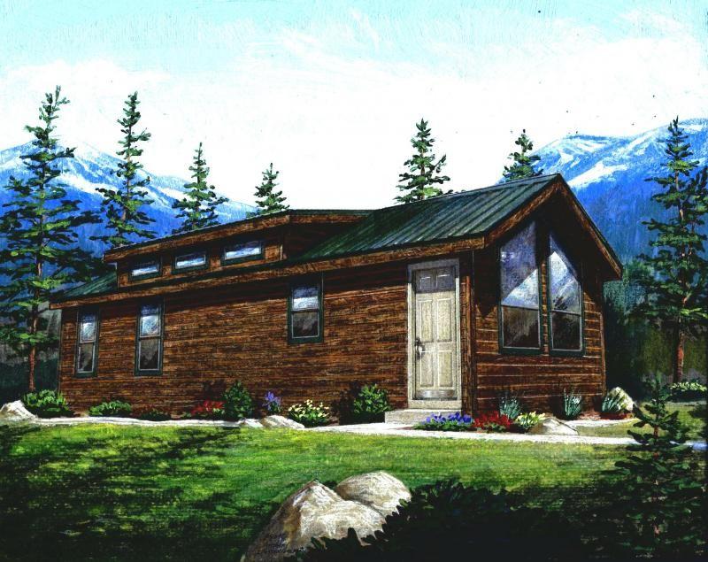 Kit Homebuilders West Cottage 1002 Model Homes Floorplans Model Homes Home Pictures Building A House