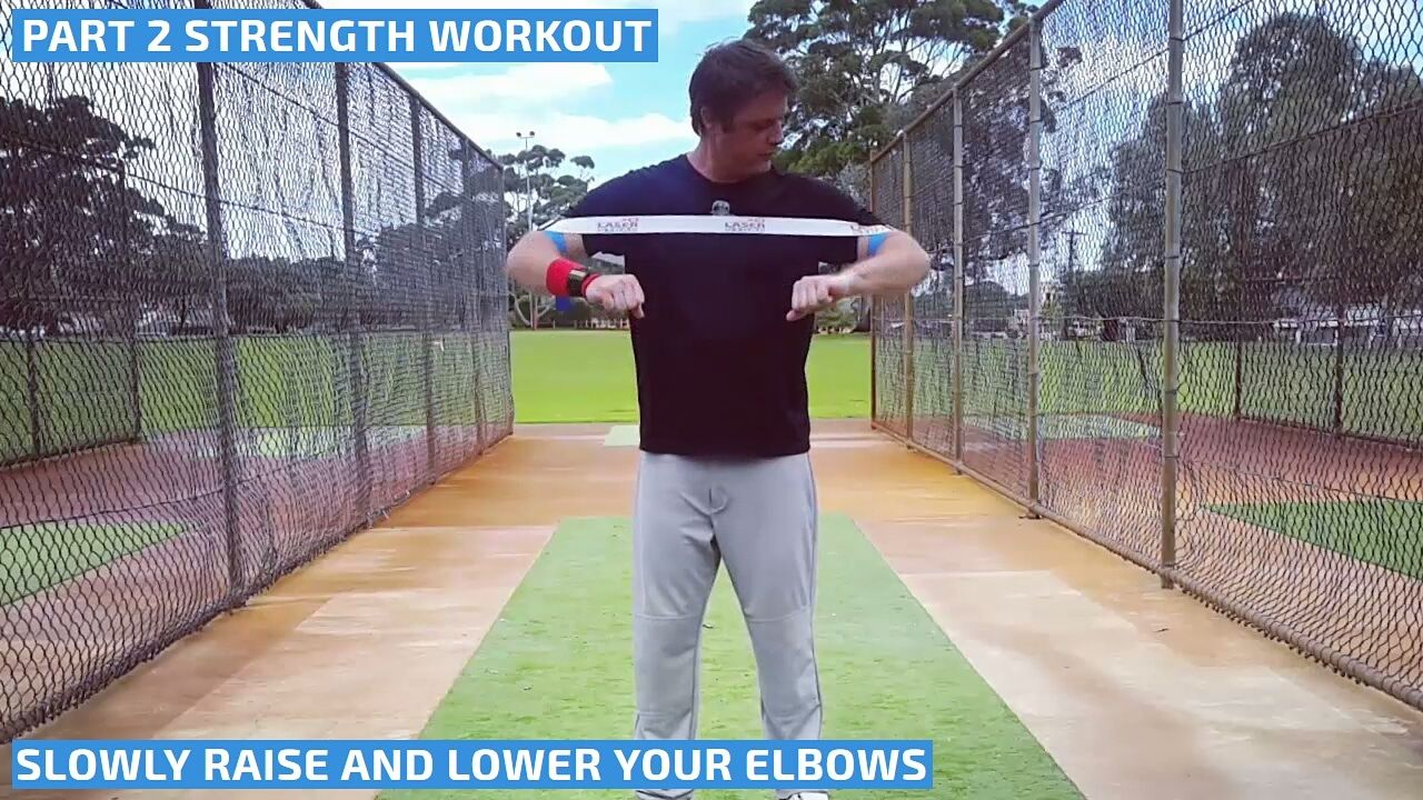 One Of Our Best Features For The Busy Hitter With Limited Time For Battingpractice Allocate 30 Min Swing Trainer Baseball Workouts Baseball Hitting Drills