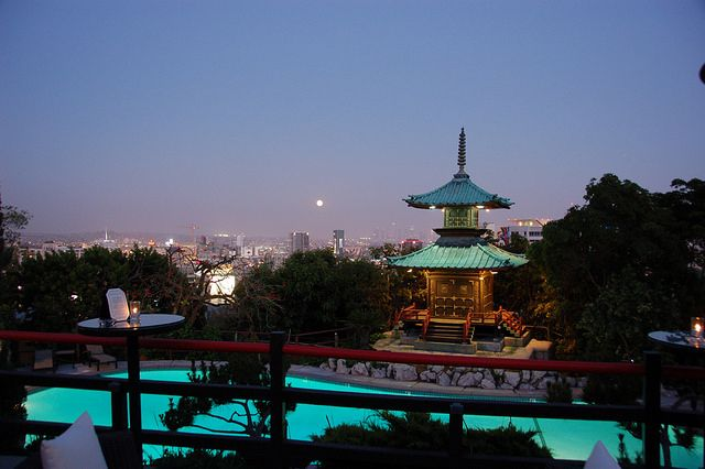 Some of the best views and cocktails in los angeles are from the some of the best views and cocktails in los angeles are from the yamashiro publicscrutiny Choice Image