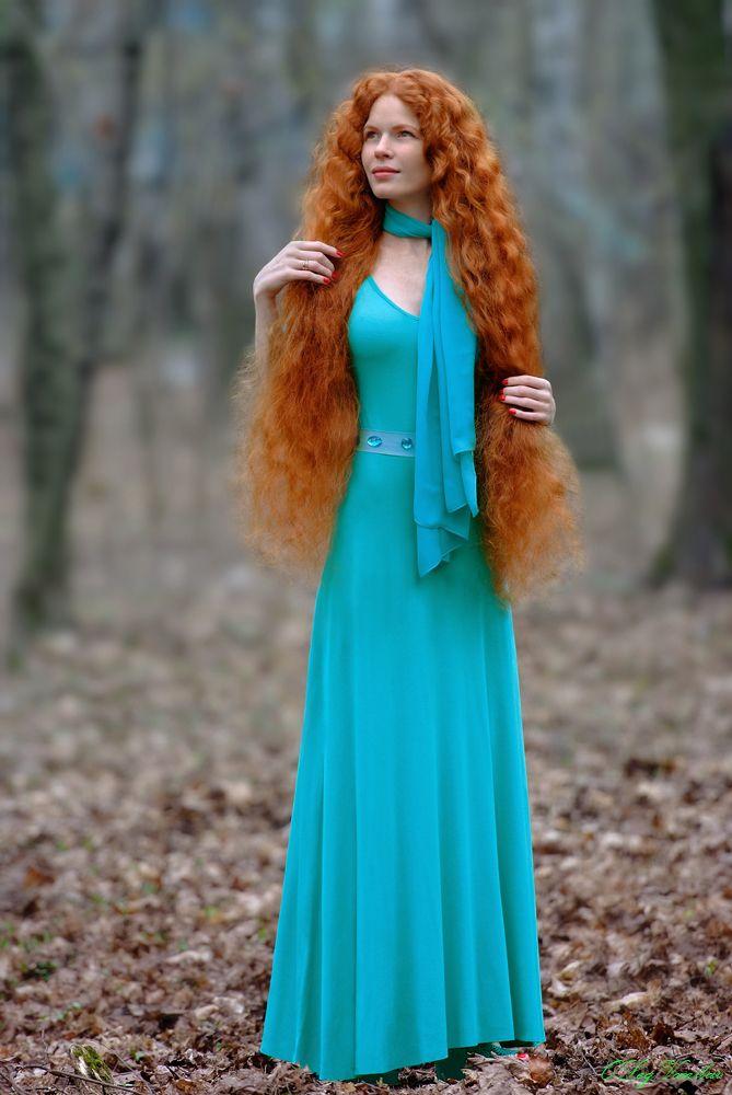Russian redhead tube