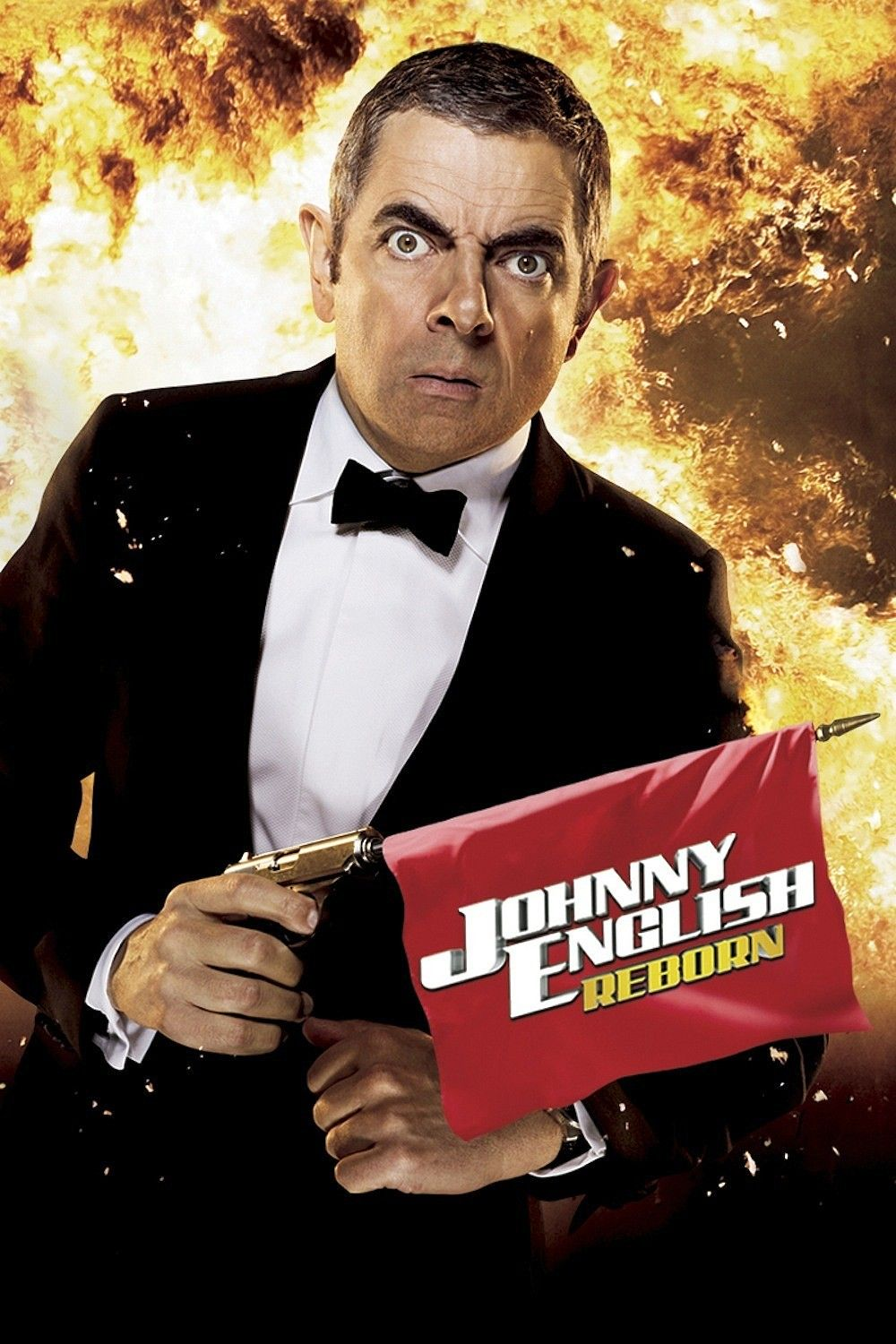 Johnny English Strikes Again In Hd 1080p Watch Johnny English