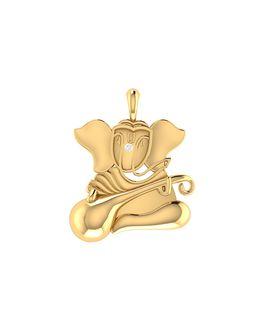 Dual tone ganpati pendant ganesh pendants pinterest pendants precious mens pendants gold plated lord ganesh silver pendant without chain aloadofball Choice Image