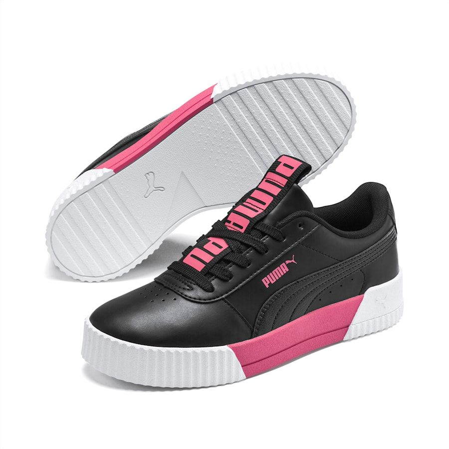 Women's PUMA Carina Bold Trainers in Black size 6.5 in 2020 ...