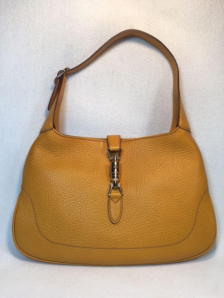 781ed3f93cb3 GUCCI Leather Handbag