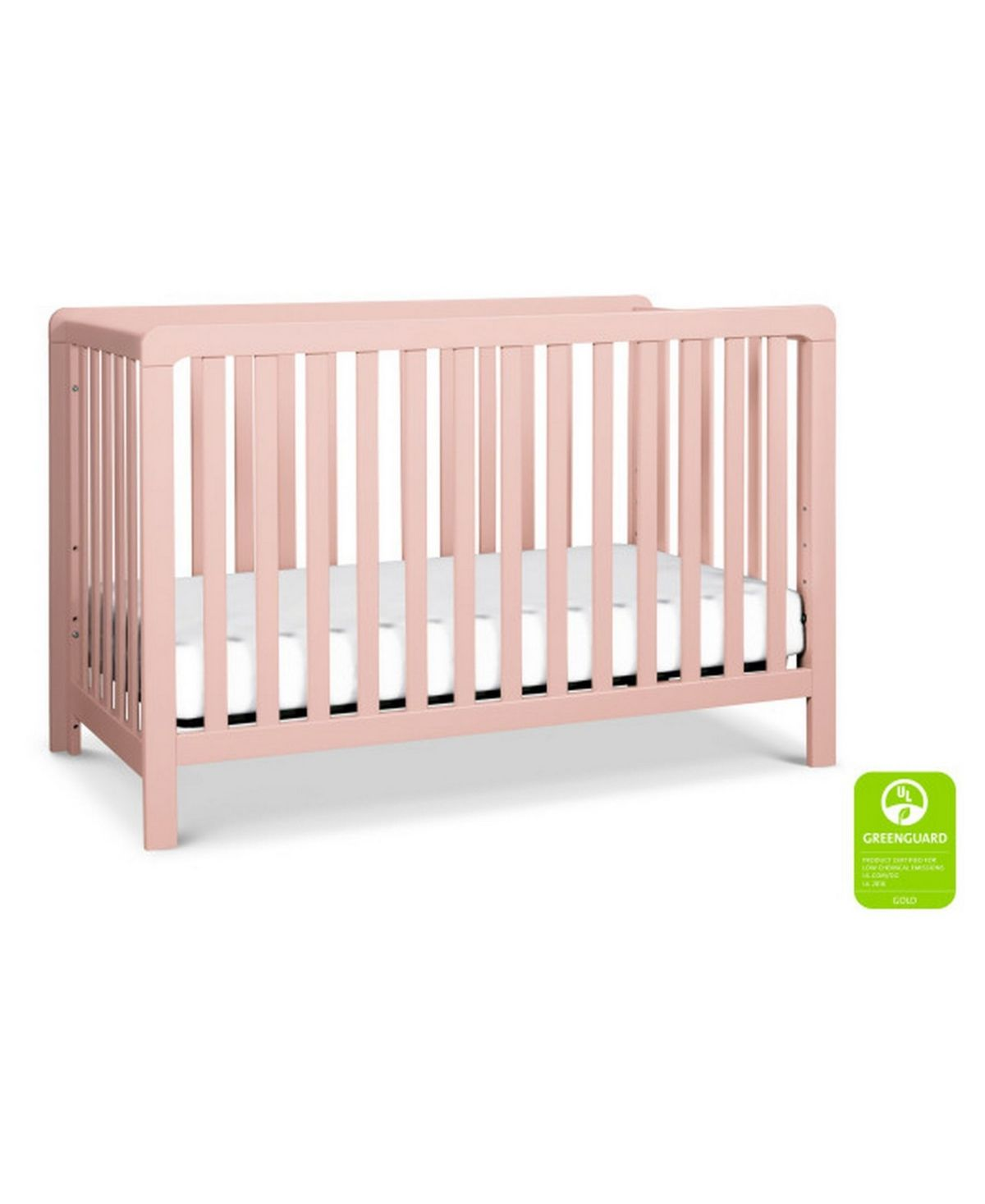 Carter S By Davinci Colby 4 In 1 Low Profile Convertible Crib