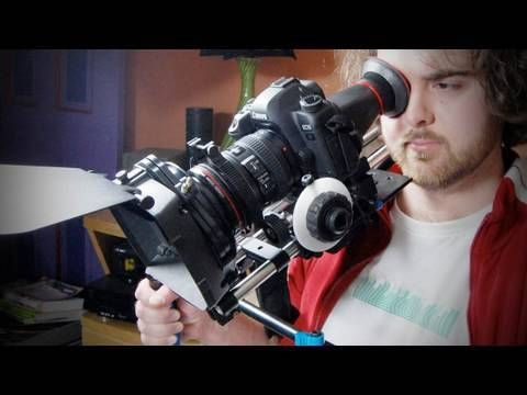 DSLR Rig & Gear for Video Production & Filmmaking