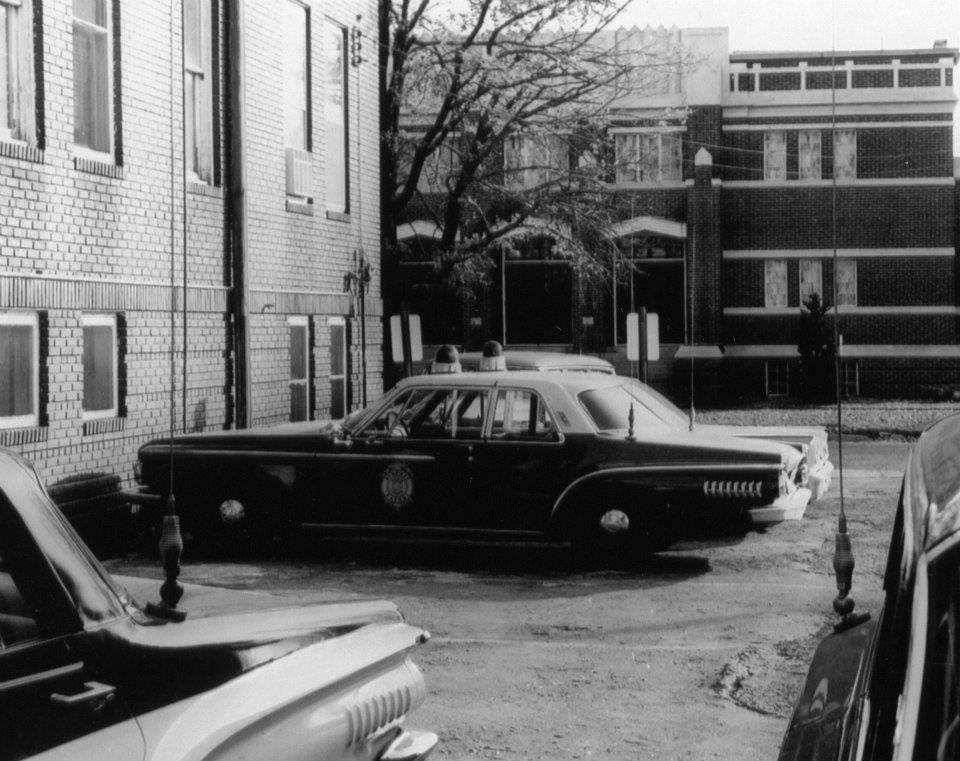 1962 Dodge Dart Of The Kansas Highway Patrol Khp Ordered Both 2 And
