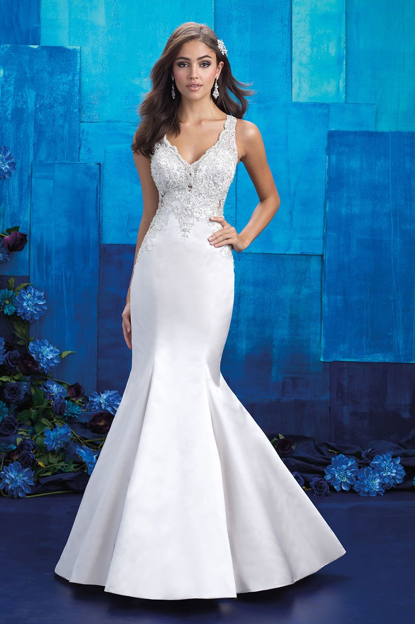Wedding gown gallery allure bridal gowns and wedding dress