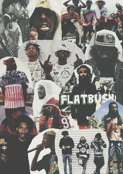 Flatbush Zombies Flatbush Zombies Flatbush Zombies Hip Hop Rap